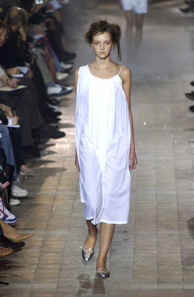 Dries Van Noten at Paris Spring 2004