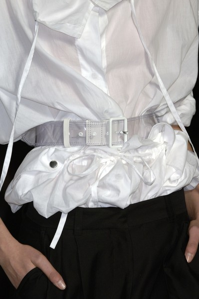 Dries Van Noten at Paris Spring 2007 (Details)