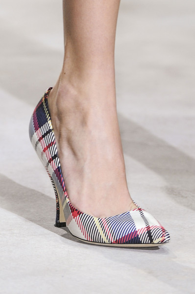 Dries Van Noten at Paris Spring 2013 (Details)
