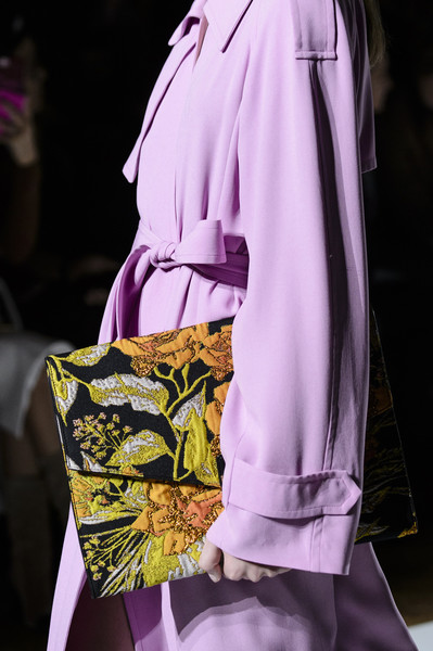 Dries Van Noten at Paris Fashion Week Spring 2018