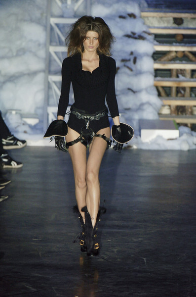 Dsquared² at Milan Fall 2004