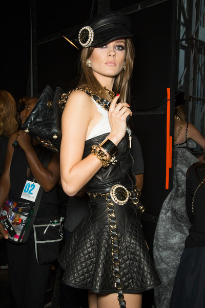 Dsquared² at Milan Spring 2013 (Backstage)