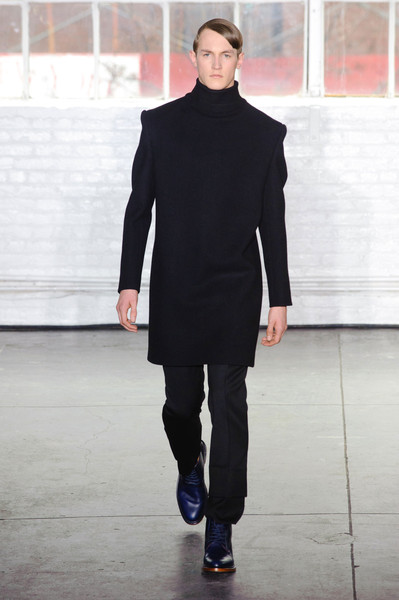Duckie Brown at New York Fall 2013