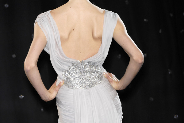 Elie Saab Couture Details, Fall 2007