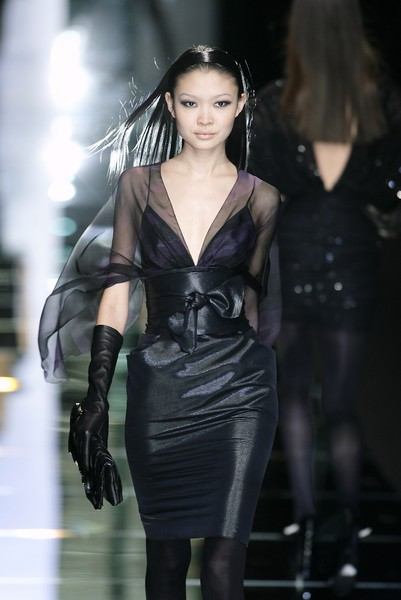 Elie Saab at Paris Fall 2007