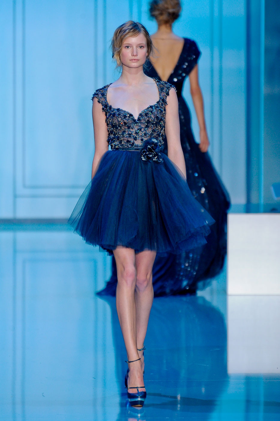 Elie Saab Fall 2011 Runway Pictures Livingly