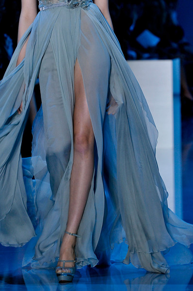 Elie Saab Couture Details, Fall 2011