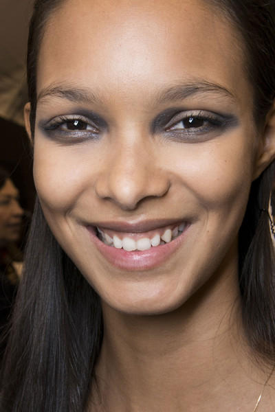 Elie Saab at Paris Fall 2013 (Backstage)