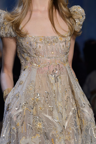 Elie Saab Couture Details, Fall 2015