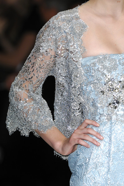 Elie Saab at Couture Spring 2008 (Details)