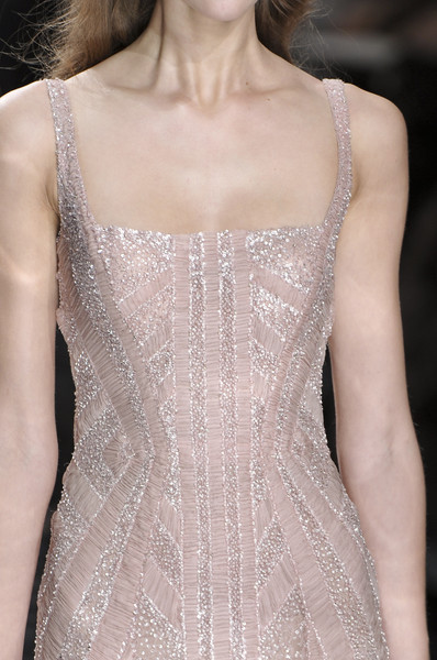 Elie Saab at Couture Spring 2010 (Details)