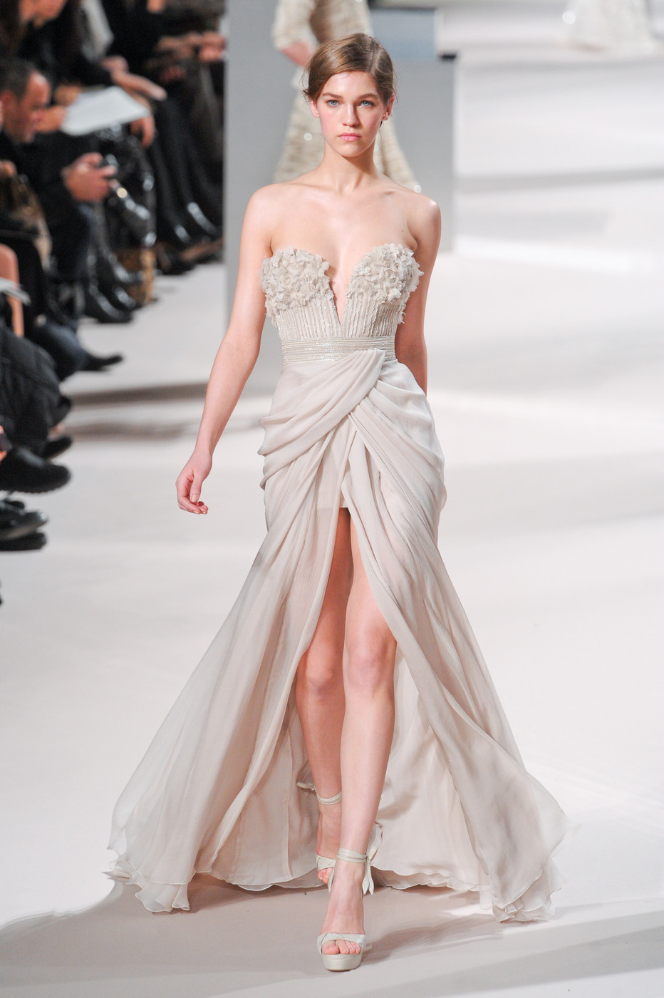 Elie Saab at Couture Spring 2011