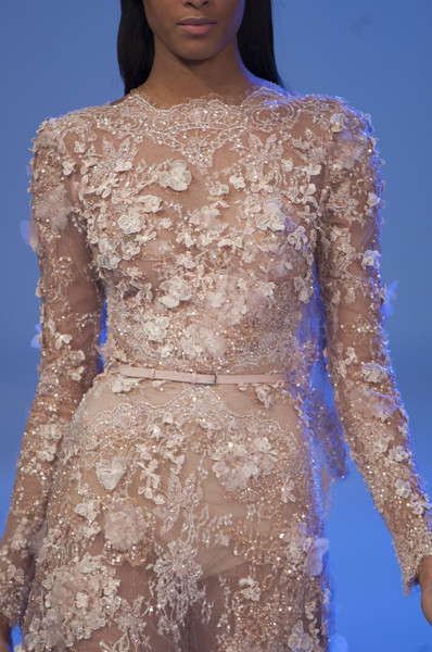 Elie Saab at Couture Spring 2014 (Details)