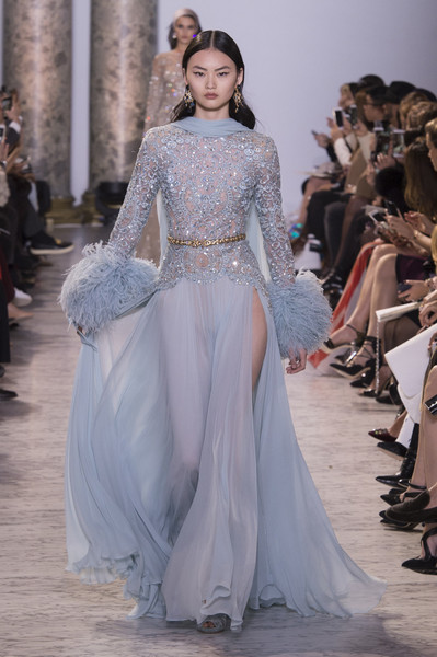 ec581d91fa Couture s Most Beautiful Spring 2017 Runway Gowns · Elie Saab Couture ...