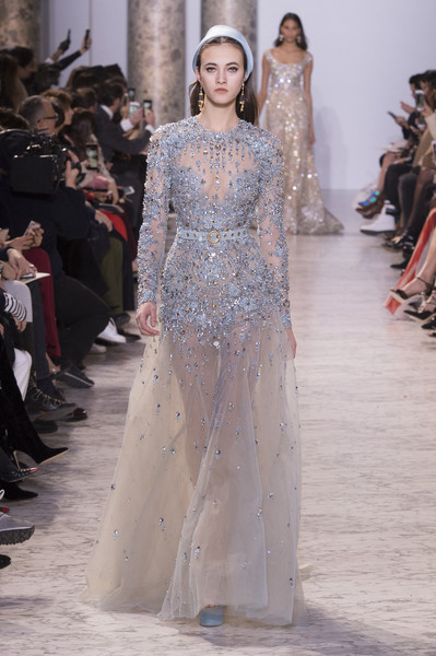 Elie Saab At Couture Spring 2017 Livingly