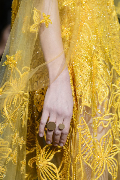 Elie Saab at Paris Fashion Week Spring 2018