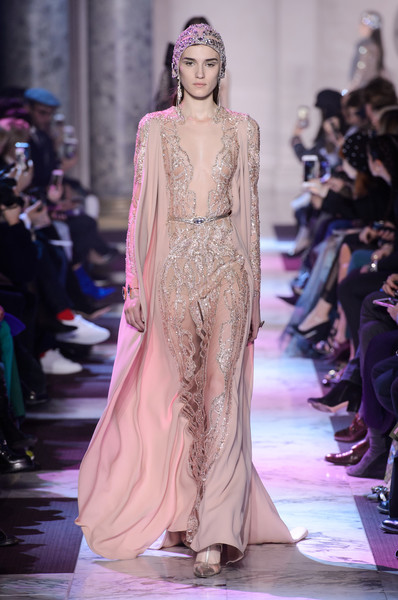 Elie Saab at Couture Spring 2018