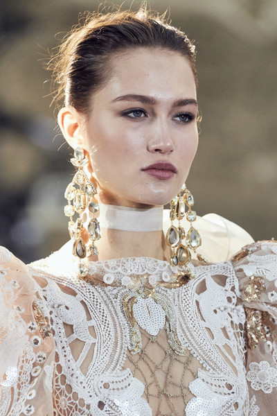 Elie Saab at Couture Spring 2020 (Details)