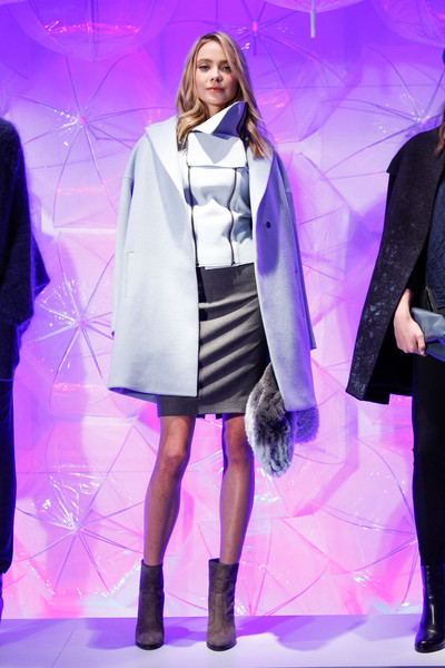 Elie Tahari at New York Fall 2014