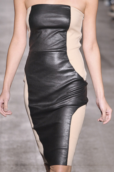 Elise Øverland at New York Spring 2010 (Details)