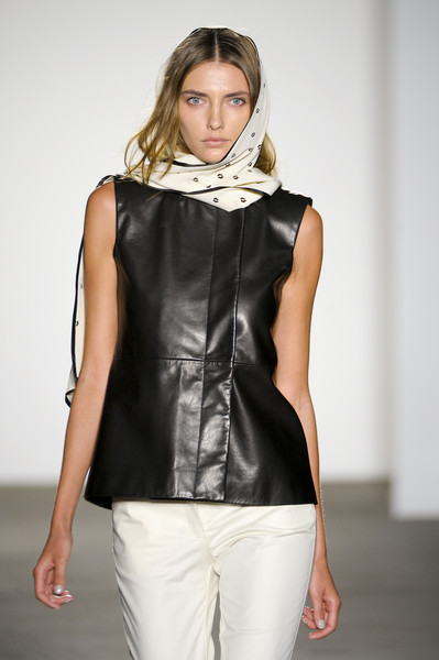 Elise Øverland at New York Spring 2011