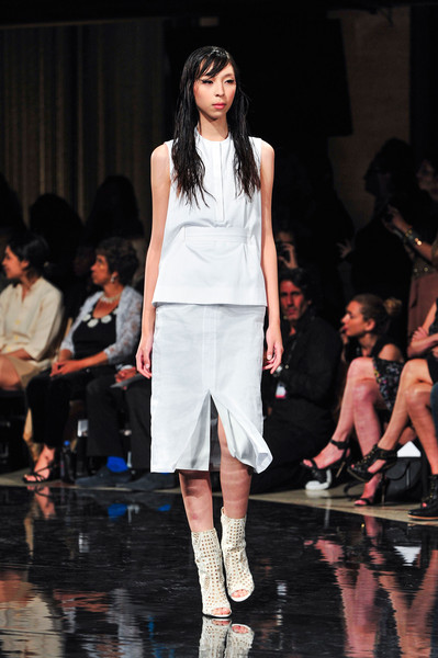 Elle Fashion Next at New York Spring 2014