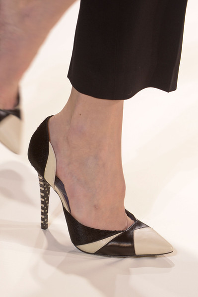 Emanuel Ungaro at Paris Fall 2013 (Details)