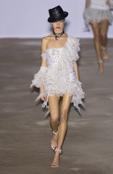 Emanuel Ungaro at Paris Spring 2003