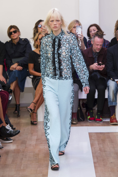 Emanuel Ungaro at Paris Spring 2016