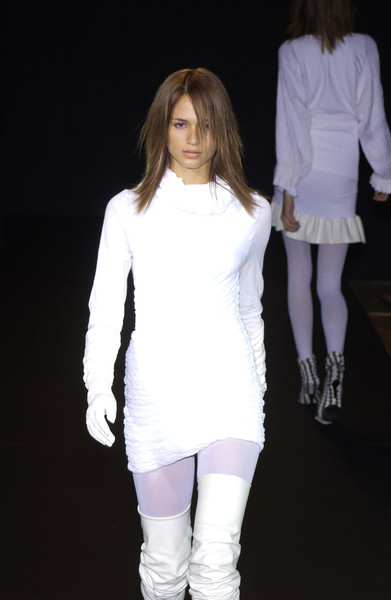Emilio Cavallini at New York Fall 2002