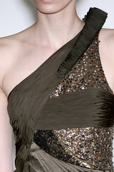 Emilio Pucci at Milan Fall 2009 (Details)