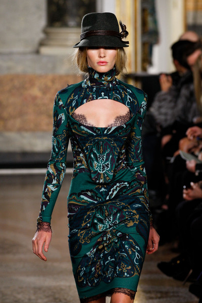 Emilio Pucci at Milan Fall 2011