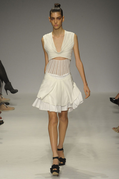 Emilio de la Morena at London Spring 2012