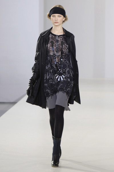 Emma Cook at London Fall 2006