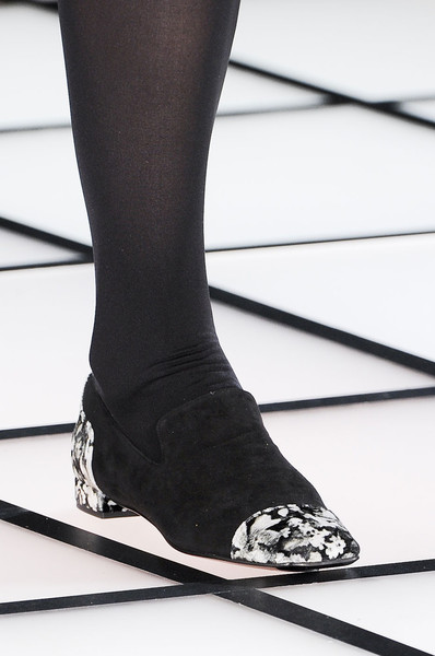 Emporio Armani at Milan Fall 2012 (Details)