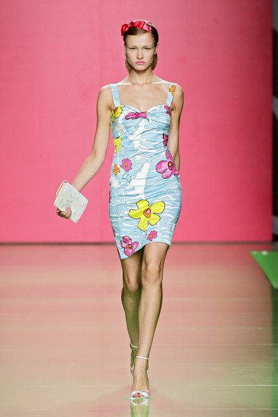 Enrico Coveri at Milan Spring 2010