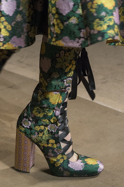 Erdem at London Fall 2017 (Details)