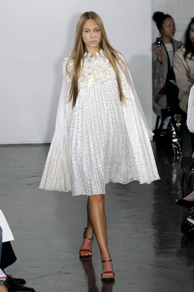 Erdem at London Spring 2008