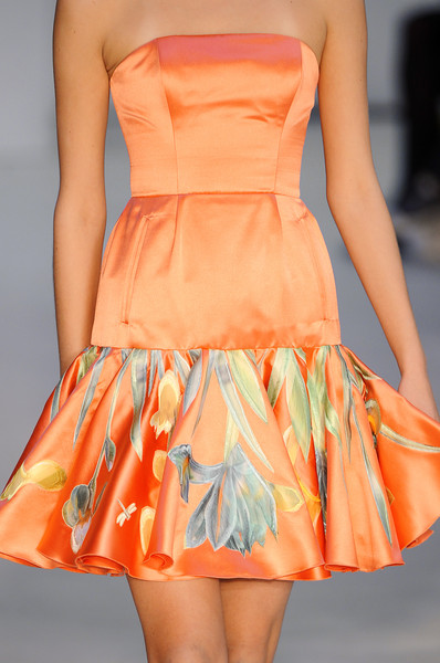 Erdem at London Spring 2009 (Details)