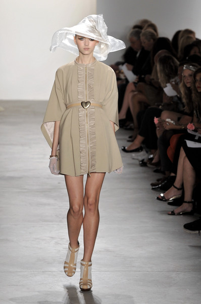 Erin Fetherston at New York Spring 2010