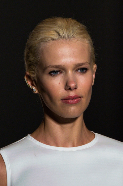 Erin Fetherston at New York Spring 2015 (Details) [hair,face,eyebrow,hairstyle,chin,cheek,forehead,lip,head,blond,supermodel,socialite,erin fetherston,rina karuna,fashion,haute couture,model,beauty,forehead,new york fashion week,fashion,model,haute couture,supermodel,rina karuna,beauty,socialite]