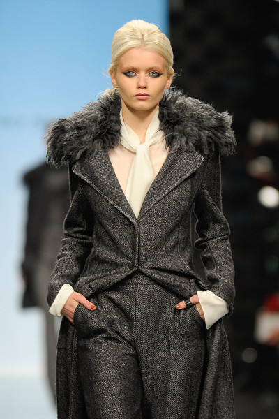 Ermanno Scervino at Milan Fall 2011