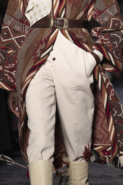 Etro at Milan Fall 2020 (Details)
