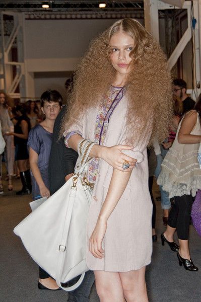 Etro at Milan Spring 2010 (Backstage)