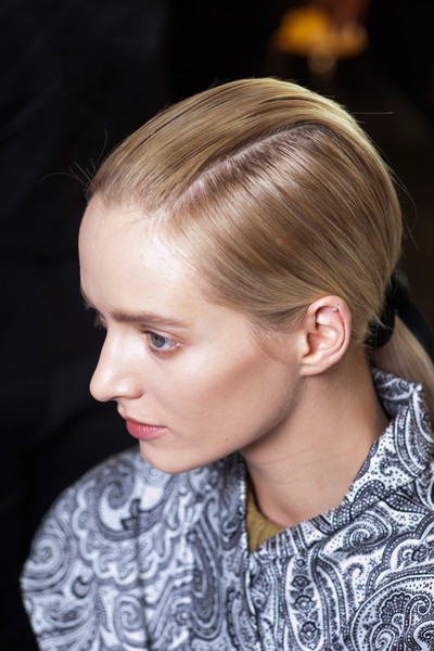 Etro at Milan Spring 2013 (Backstage)