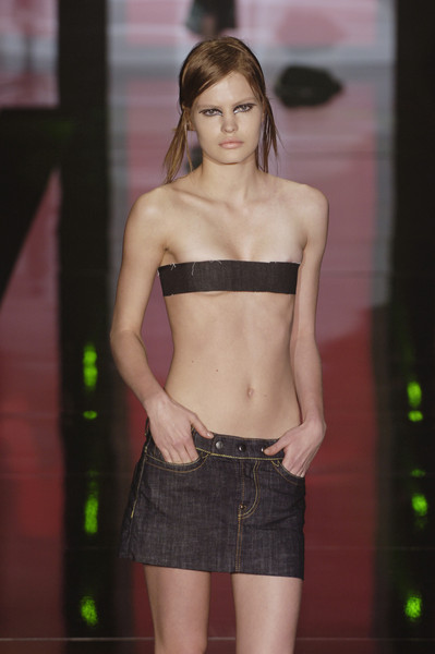 Evisu at Milan Fall 2006