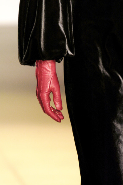 Fahri at London Fall 2006 (Details)