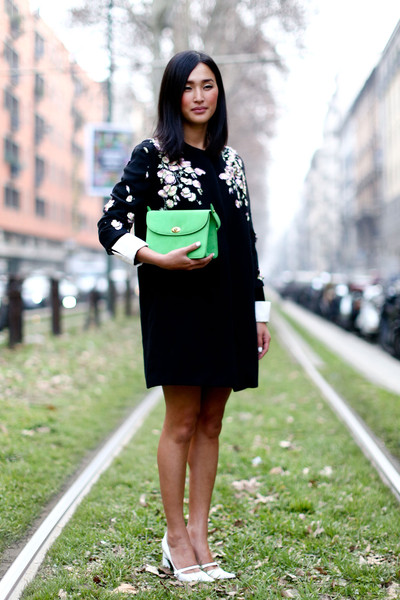 Attendees at Milan Fall 2013