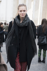 This Is How French Women Really Dress in Winter