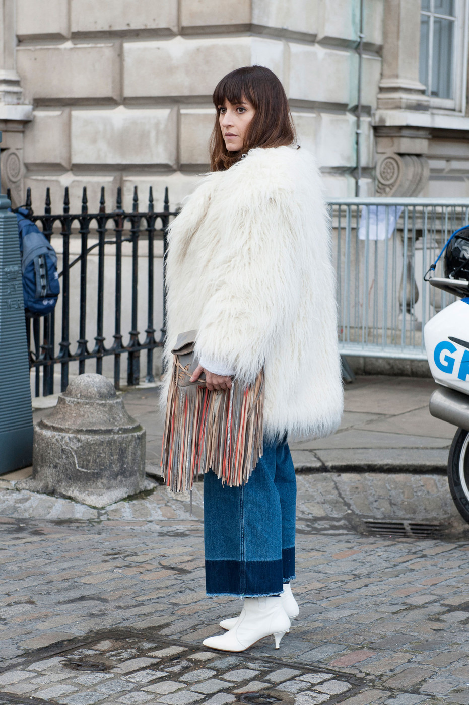 39 70s Boho Best Street Style At London Fashion Week Fall 2015 Livingly